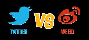 Weibo simulated Twitter platform